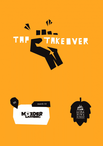 Tap Takeover Letra & Dois Corvos (Portugal)